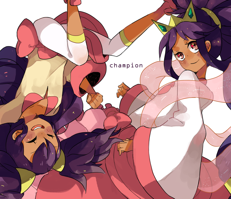 Champion Iris by chobble