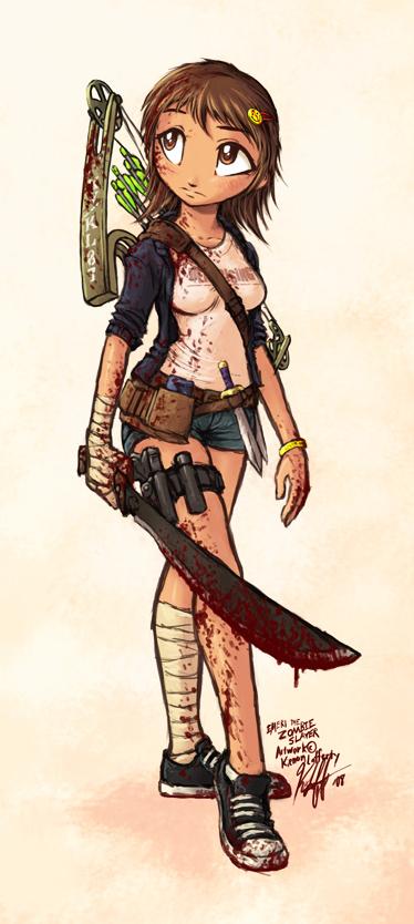 zombe hunter