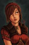 Leah from Diablo 3