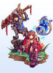 Fantasy EARTH Zero Sub