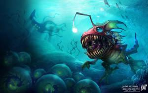 LoL - Deep Sea Kog'Maw by KNKL