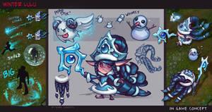 Winter Wonder Lulu concept - KNKL