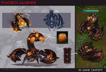 Guardian of the Sands Skarn Skarn - KNKL Concepts