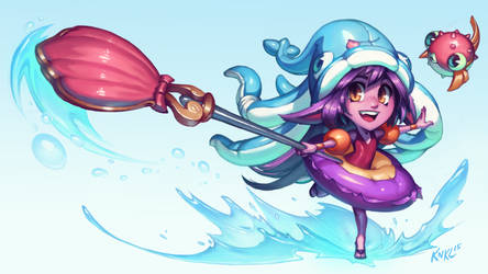 Pool Party Lulu - League of Legends (with video!)