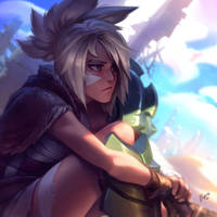 Lol - Riven the Exile