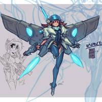 Anime Tech Armor - YouTube Process!!
