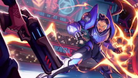 Ashani - Icons Combat Arena - Splash Artworks
