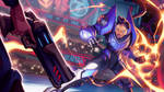 Ashani - Icons Combat Arena - Splash Artworks