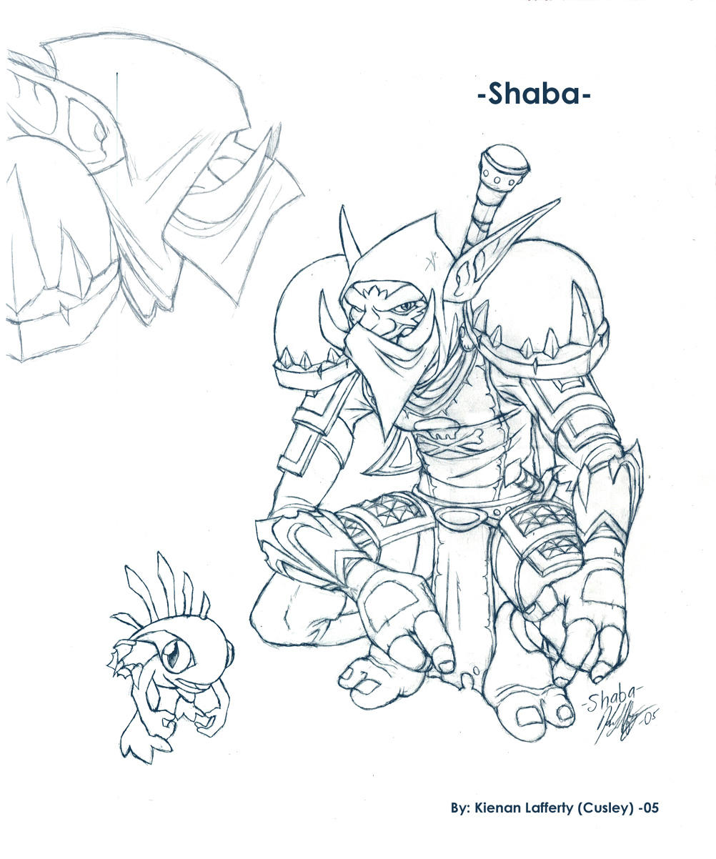 Shaba by Knockwurst