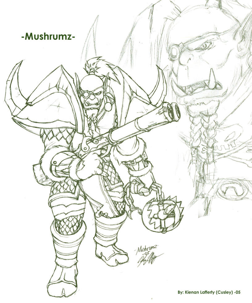 Mushrumz by Knockwurst