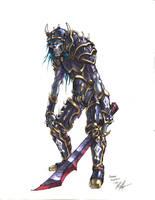 Undead warrior 108