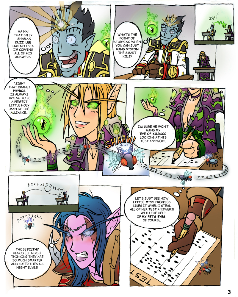 Wowic Page By Knkl