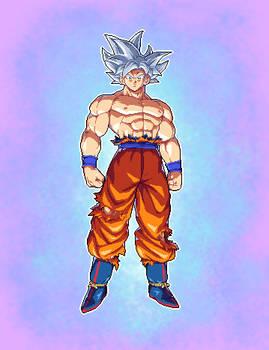 Goku Ultra Instinct Preview Banner