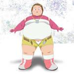 digimon Hikari  weight gain 02
