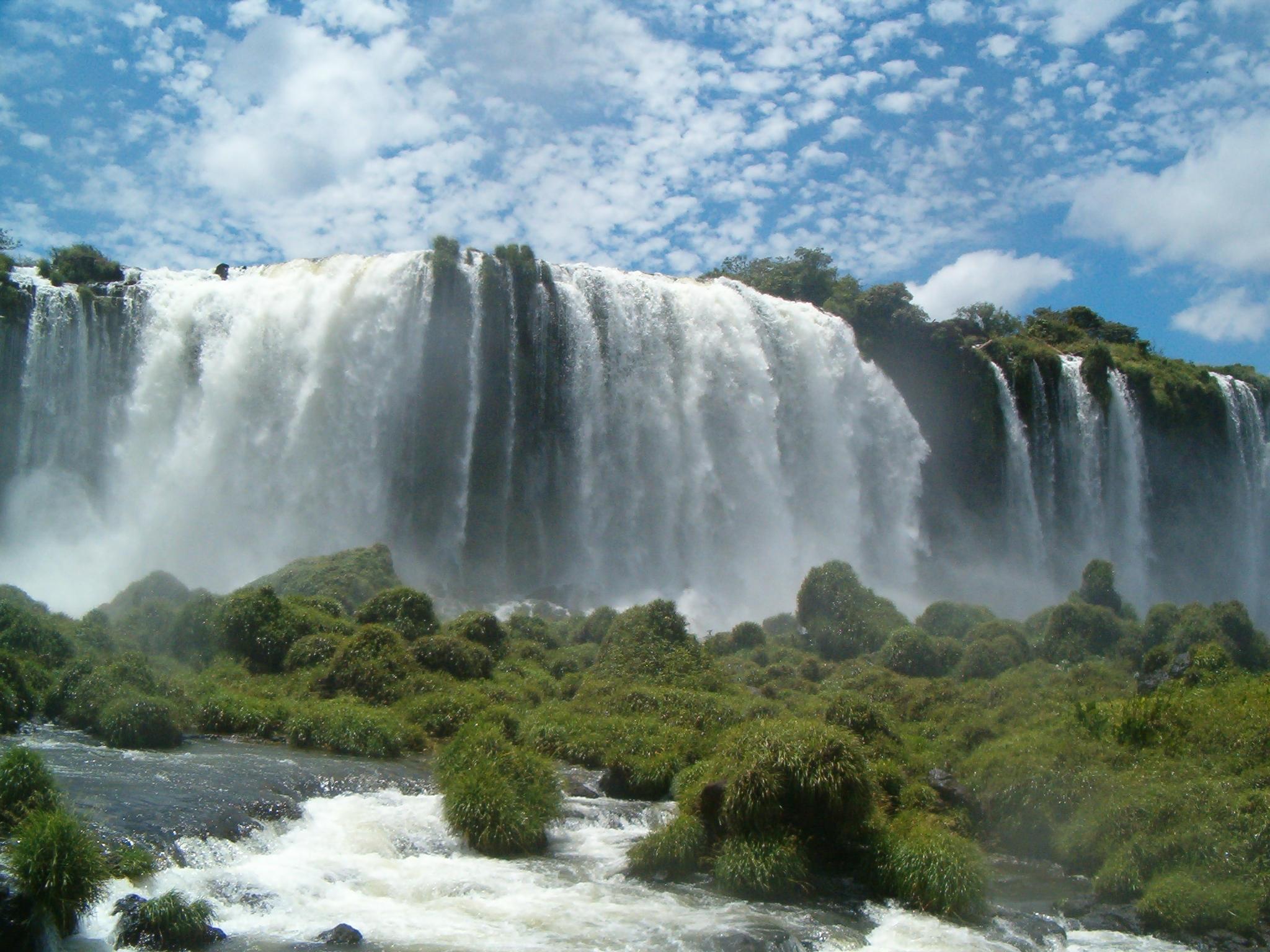 Cascadas y cataratas taringa for Fotos cascadas