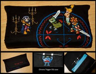 Chrono Trigger DSi Case by eternalrequiem