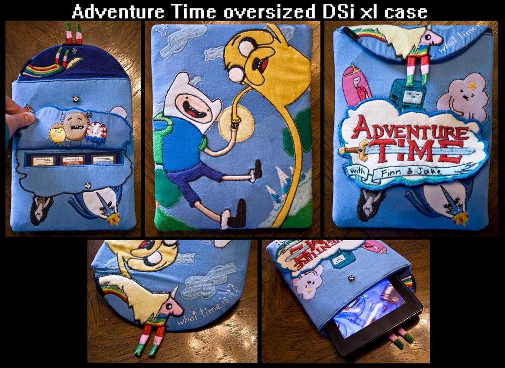 Adventure Time by eternalrequiem