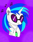Music Horse (Redraw)