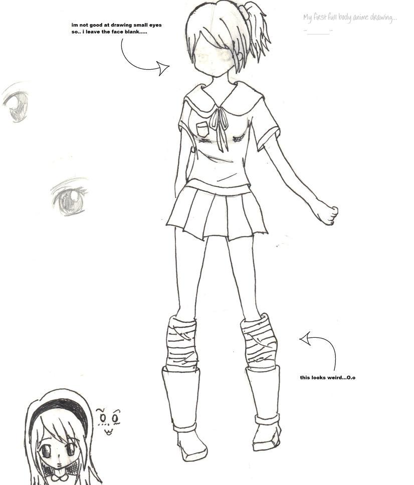 Full body anime by topazxx11 on deviantart full body anime by topazxx11 ccuart Images