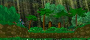 Lush Jungle Transparent