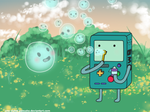 BMO And Bubble