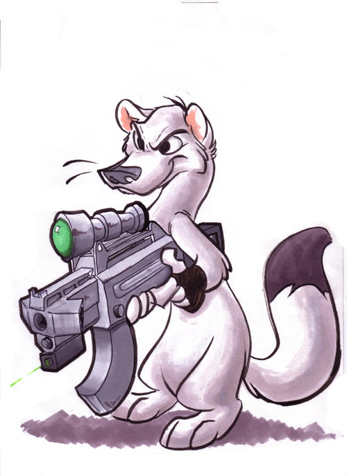 Big Guns by Ozzy-Marten