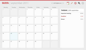 Tablet OS Concept V2 preview