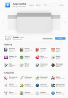 App Centre Concept 2 by spiceofdesign