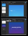 New Presentation Concept