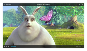 Gnome App Skeches: Videos Playing