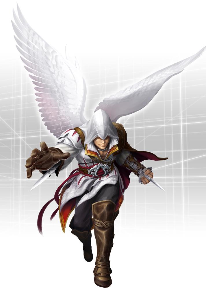 Slike Andjela - Page 3 Ezio_by_kurono16-d4257jh