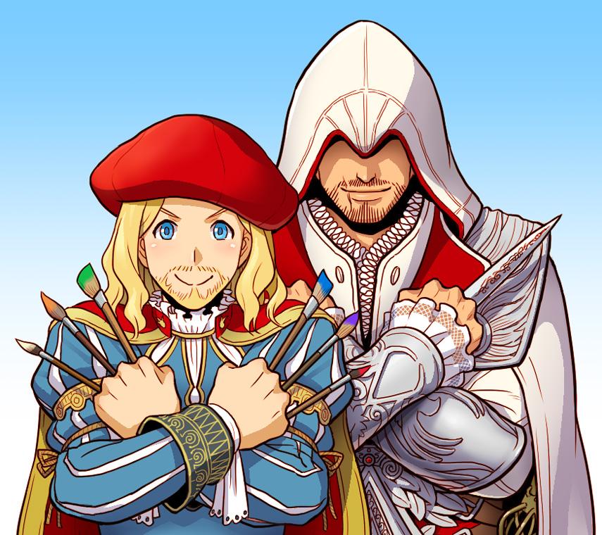 Twin Assassin ? by kurono16