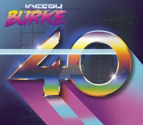 40th Birthday Logo