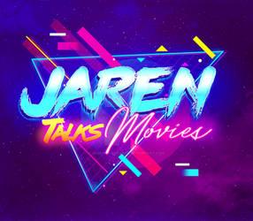 Jaren Talks Movies Logo / Branding