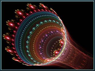 Ethereal Wormhole by Loren-MacGregor