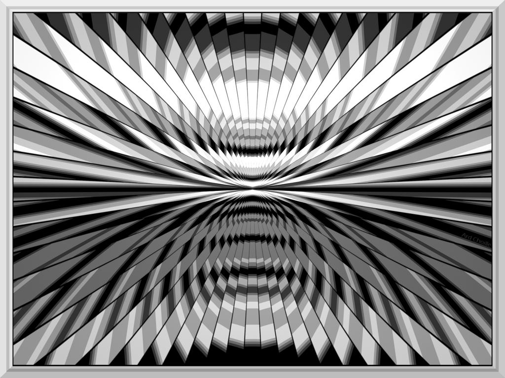 Catoptric Chevron by Loren-MacGregor