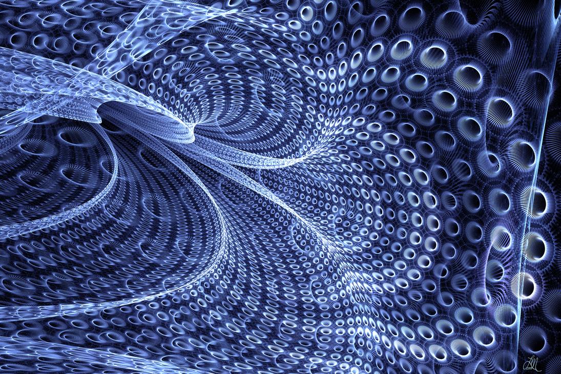 Cosmic Resonance I by Loren-MacGregor