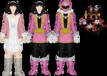 Ahim de Famille, Gokai Pink
