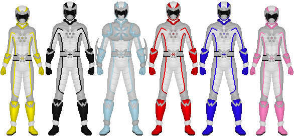 Fuyu Sentai Kohruranger by Taiko554