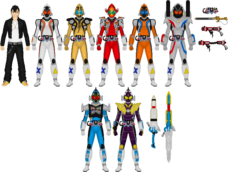 Fourze Driver Flash