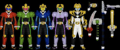 Kamen Rider Gozu by Taiko554