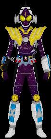 Kamen Rider Fourze Meteor Fusion States by Taiko554 on ...