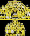 All Super Sentai and Power Rangers Yellows