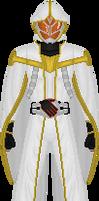 Kamen Rider 'White Wizard'