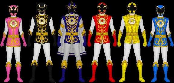 Rumbling Squadron Boukenger: Kaihen Sentai Alchemyranger By Taiko554 On DeviantArt