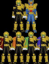 Kamen Rider Beast by Taiko554
