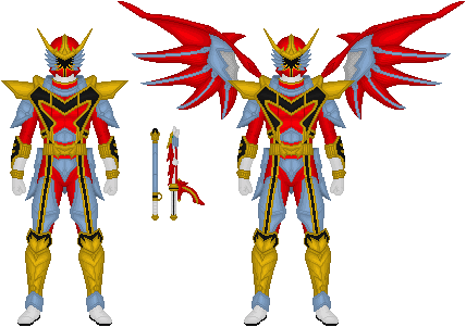 Power Rangers Ninja Storm Red Ranger Battlizer