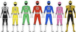 Requested: Networked Sentai Dataranger