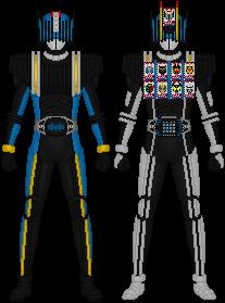 Kamen Rider Diend by Taiko554 on DeviantArt