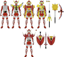 Kamen Rider Baron by Taiko554